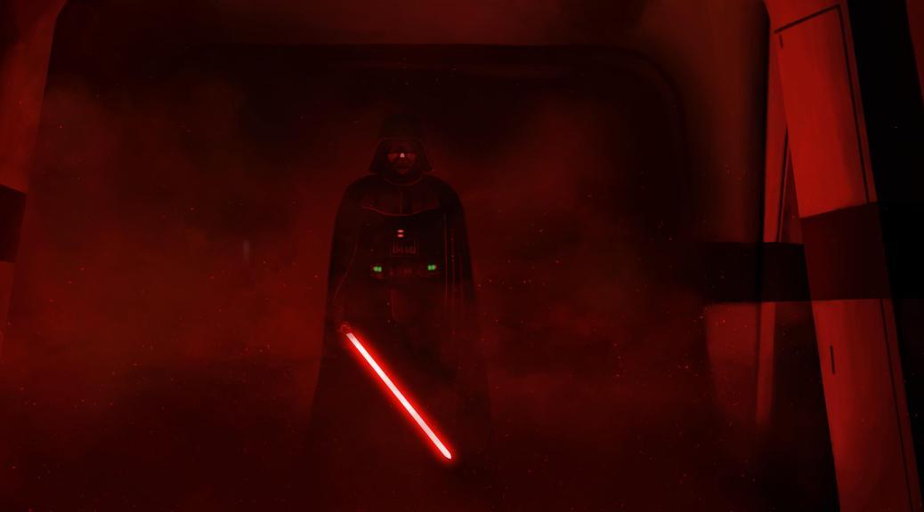 Rogue One: A Star Wars Story, Star Wars, Darth Vader, James Earl Jones