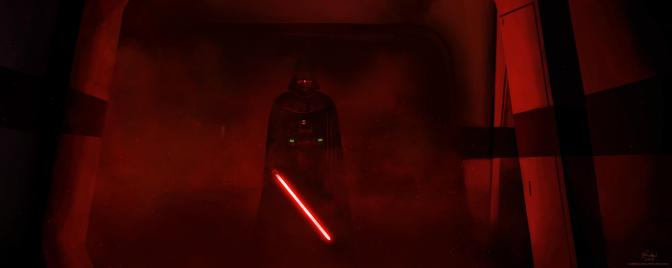 Vader Unleashed: The Final Scene From Rogue One!!!