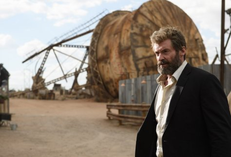 Wolverine, Logan, Hugh Jackman