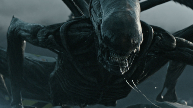 Xenomorph, Alien: Covenant