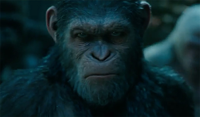 Trailer Time: War for the Planet of the Apes Trailer #2 (2017) *APES…TOGETHER…STRONG!!!*