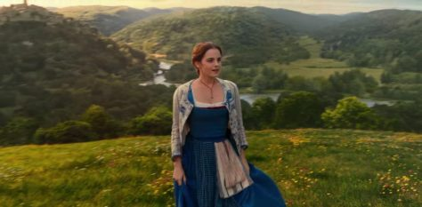 Belle, Emma Watson, Beauty and the Beast