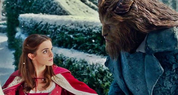 Emma Watson, Dan Stevens, Beast, Belle, Beauty and the Beast