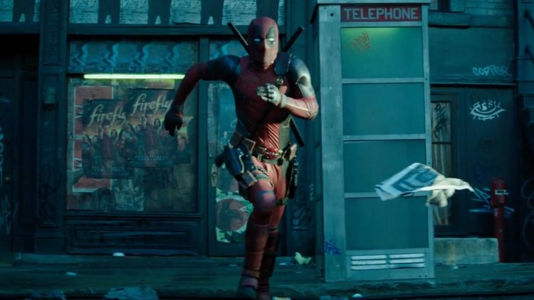 Deadpool, Wade Wilson, Ryan Reynolds, Deadpool 2
