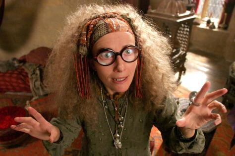 Harry Potter and the Prisoner of Azkaban, Professor Trelawney, Emma Thompson