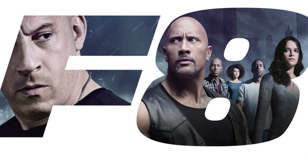 The Fate of the Furious, Dwayne Johnson, Vin Diesel