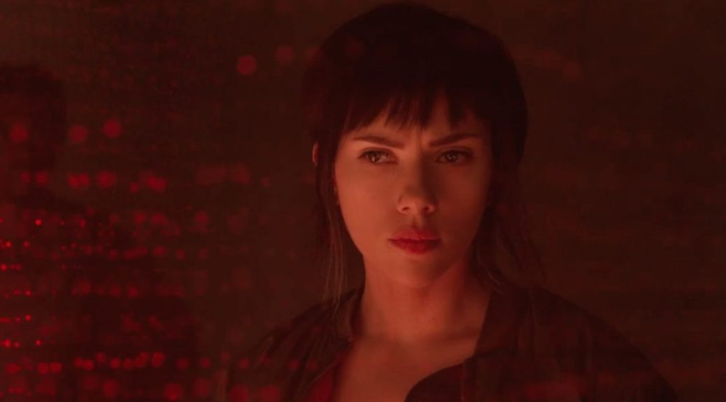 Scarlett Johannson, Ghost in the Shell