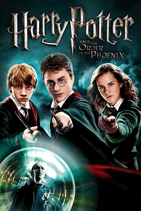 Harry Potter, Ron Weasley, Hermione Granger, Emma Watson, Rupret Granger, Daniel Radcliffe, Harry Potter and the Order of the Phoenix