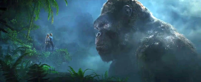 Movie Review: Kong Skull Island (2017) *Kong's Island is Hollow*