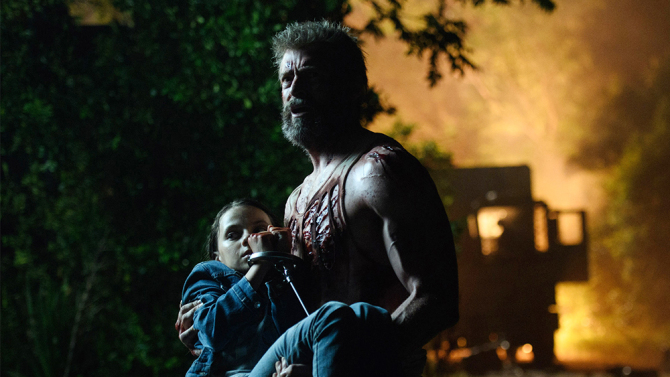 Movie Review: Logan (2017) *Farewell, Hugh, and Thanks""