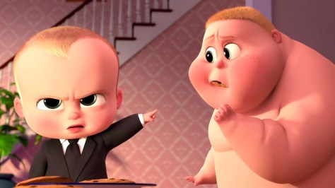 Alec Baldwin, The Boss Baby