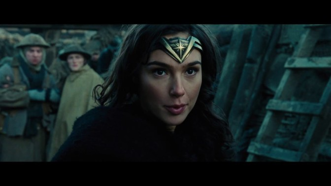 "Trailer Time: Wonder Woman Trailer #3 (2017) ""Origins"""