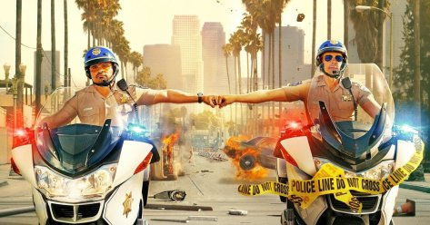 Dax Shepherd, Michael Pena, Chips