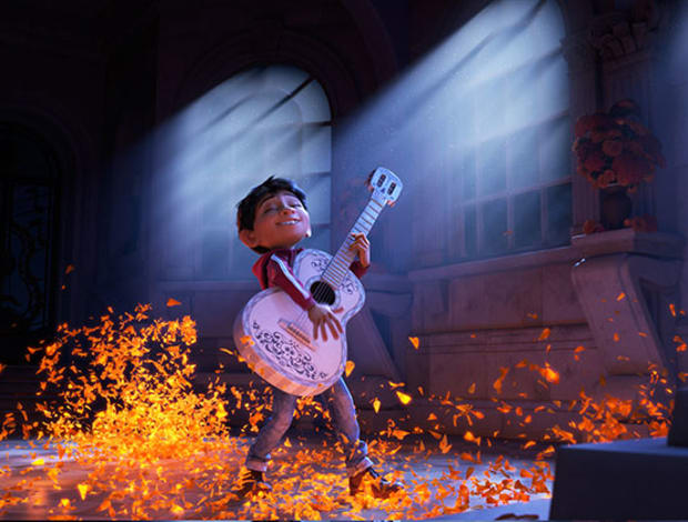 "Trailer Time: Coco Trailer #1 (2017) ""2017's REAL Pixar Film"""