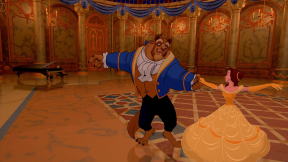 Beauty and the Beast, Beast, Belle