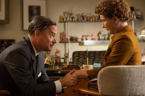Saving Mr. Banks, Walt Disney, Tom Hanks, P.L. Travers, Emma Thompson