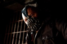 Tom Hardy in The Dark Knight Rises
