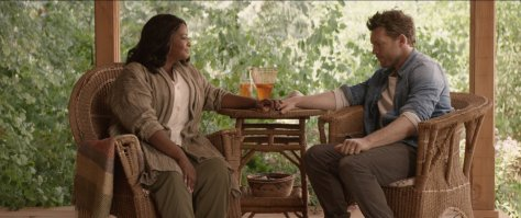 The Shack, Octavia Spencer, Sam Worthington