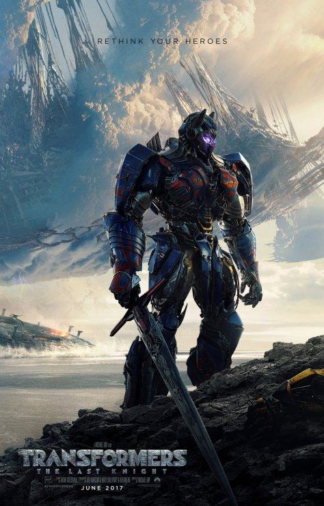 Optimus Prime, Transformers: The Last Knight