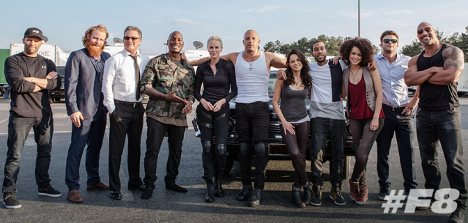 "Movie Review: The Fate of the Furious (2017) ""CARMAGEDDON!!!"""