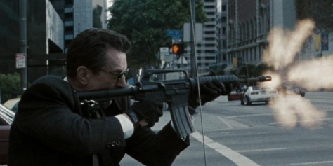 Heat, Robert DeNiro