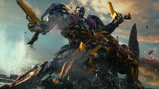 Trailer Time: Transformers: The Last Knight Trailer #3 (2017) *For My World to Live, Yours Must Die*