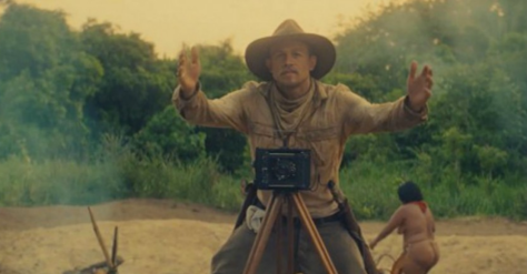 The Lost City of Z, Charlie Hunan