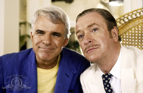 Michael Caine, Steve Martin, Dirty Rotten Scoundrels