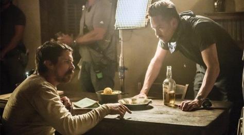 Hostiles, Christian Bale