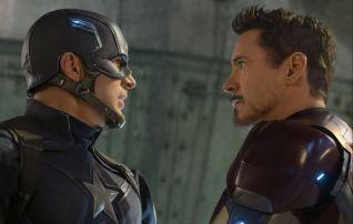 Robert Downey Jr., Tony Stark, Iron Man, Captain America, Captain America: Civil War, Steve Rogers, Chris Evans