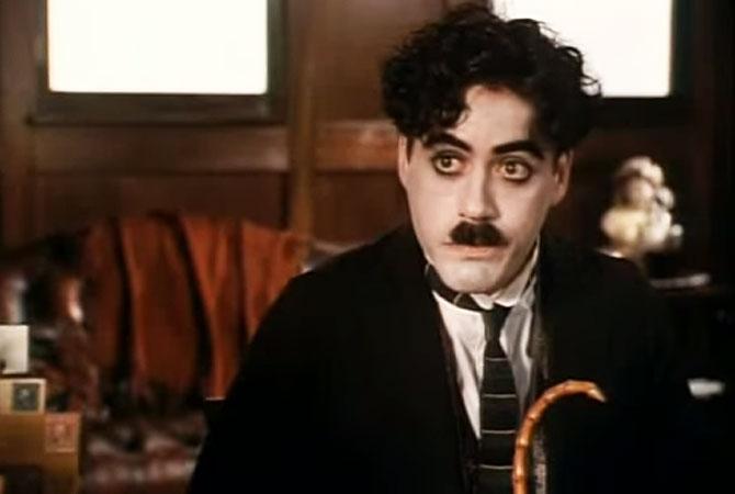 Robert Downey Jr., Chaplin, Charlie Chaplin