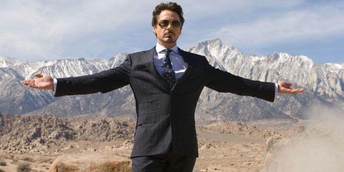 Robert Downey Jr., Iron Man, Tony Stark