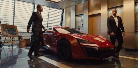Paul Walker, Vin Diesel, Furious 7