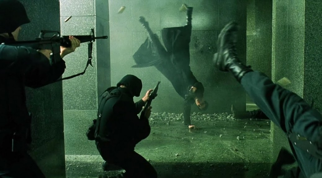 The Matrix, Keanu Reeves, Neo