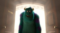 """""""MONSTERS UNIVERSITY"""" A113 – The School of Scaring classroom number is A113, which refers to the former classroom of John Lasseter, Brad Bird, Pete Docter and Andrew Stanton at CalArts. The number makes an appearance in every Pixar feature film. ©2013 Disney•Pixar. All Rights Reserved."""