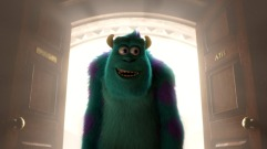 """MONSTERS UNIVERSITY"" A113 – The School of Scaring classroom number is A113, which refers to the former classroom of John Lasseter, Brad Bird, Pete Docter and Andrew Stanton at CalArts. The number makes an appearance in every Pixar feature film. ©2013 Disney•Pixar. All Rights Reserved."
