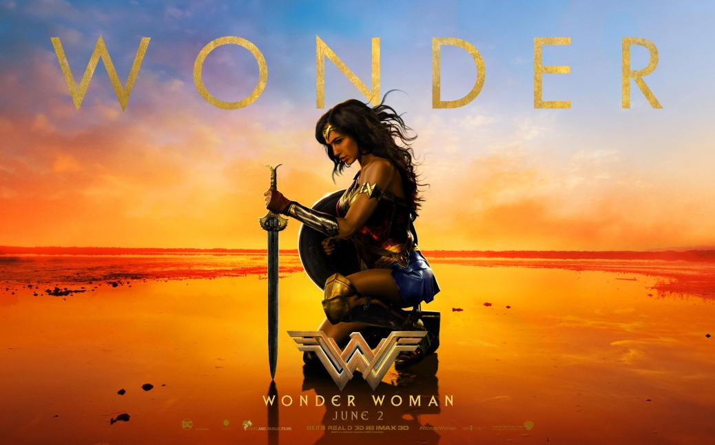 Wonder Woman, Gal Gadot, DCEU