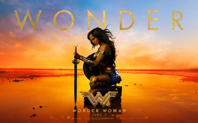 Wonder Woman, Gal Gadot, DCEU