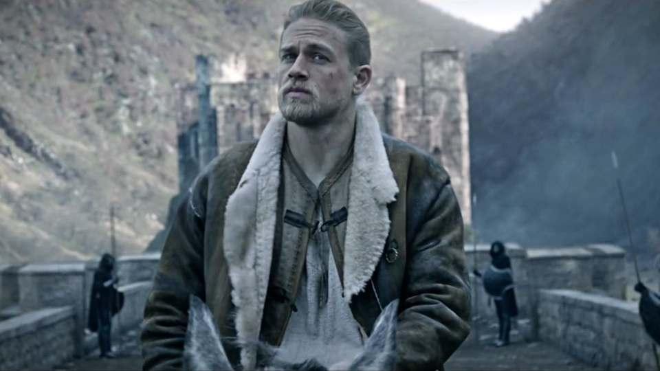 King Arthur: Legend of the Sword, Charlie Hunan