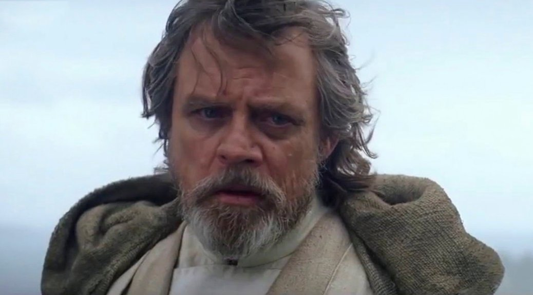 Mark Hamill, Star Wars Episode VIII, Star Wars: The Last Jedi, Luke Skywalker