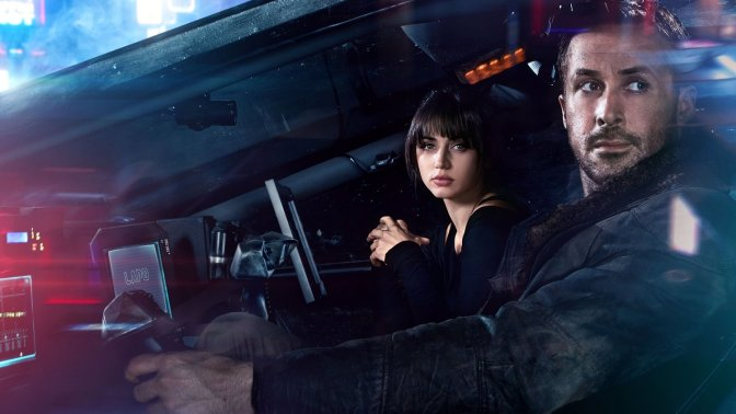 "Trailer Time: Blade Runner 2049 Trailer #2 ""Your Story Isn't Over Yet. There's Still a Page Left."""