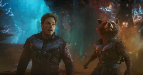 Guardians of the Galaxy Vol. 2, Bradley Cooper, Chris Pratt, Star Lord, Rocket