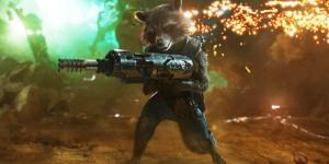Rocket, Bradley Cooper, Guardians of the Galaxy Vol. 2