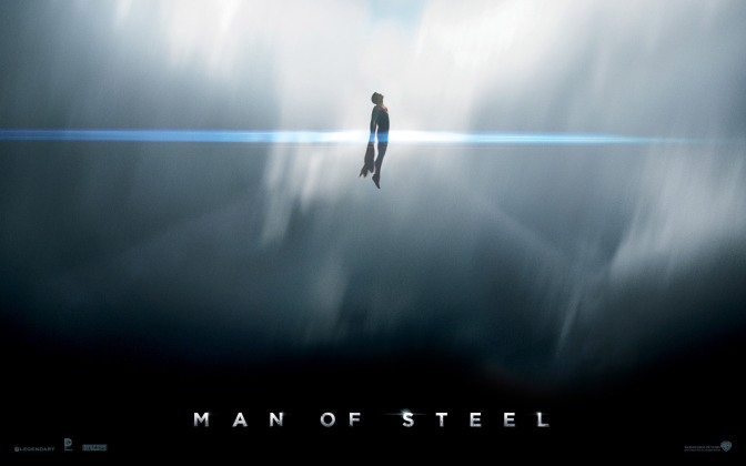 "My Favorite Scene: Man of Steel (2013) ""Learning to Fly"""