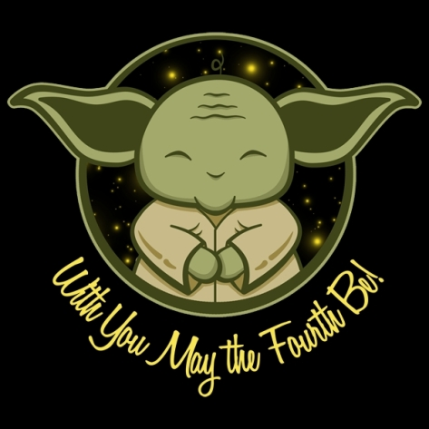 May the Fourth Be With You, Yoda