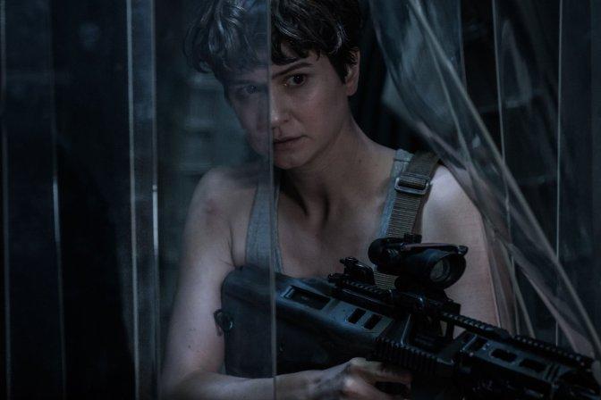 Rebecca Ferguson, Alien: Covenant