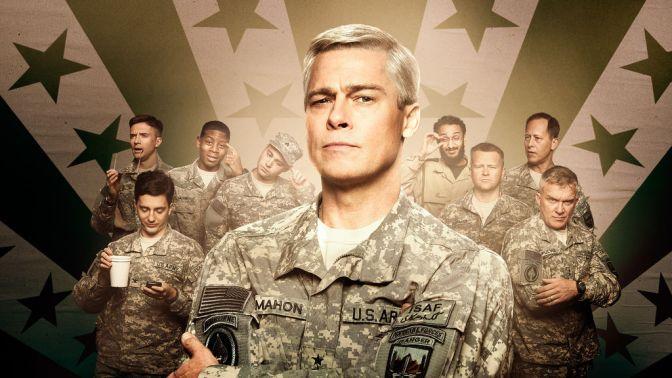 Movie Review: War Machine (2017) *Netflix Underwhelms at the Movies*
