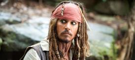 Johnny Depp, Captain Jack Sparrow, Pirates of the Caribbean: Dead Men Tell No Tales