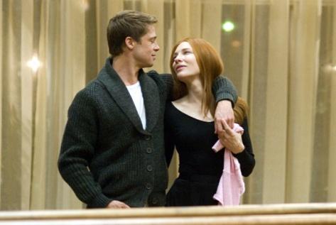 The Curious Case of Benjamin Button, Brad Pitt, Cate Blanchett