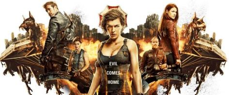Resident Evil: The Final Chapter, Milla Jovovich, Ali Larter
